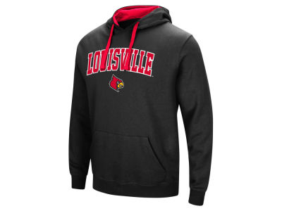 Louisville Cardinals NCAA Men's Arch Logo Hoodie