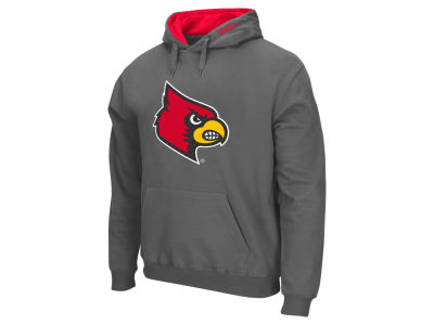 Louisville Cardinals Colosseum NCAA Big Logo Hoodie