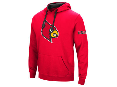 Louisville Cardinals Colosseum NCAA Men's Big Logo Hoodie