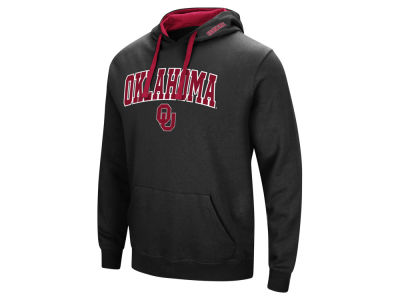 Oklahoma Sooners Colosseum NCAA Men's Arch Logo Hoodie