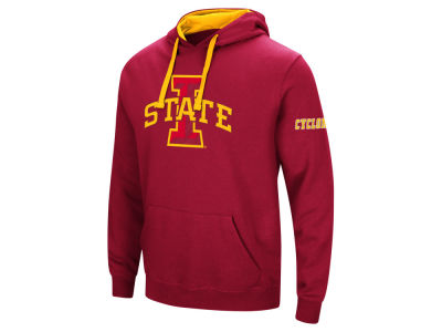 Iowa State Cyclones NCAA Big Logo Hoodie