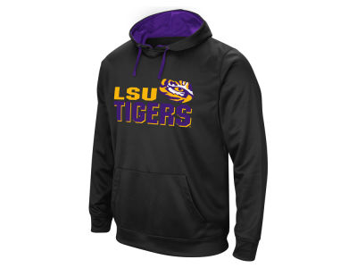 LSU Tigers Colosseum NCAA Men's Stack Performance Hoodie