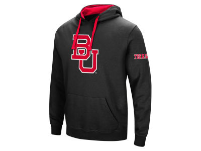 Boston Terriers Colosseum NCAA Men's Big Logo Hoodie
