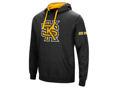 Kennesaw State Owls Colosseum NCAA Big Logo Hoodie