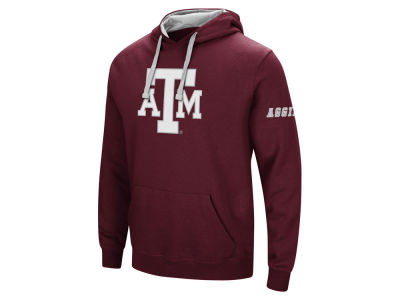 Texas A&M Aggies Colosseum NCAA Big Logo Hoodie