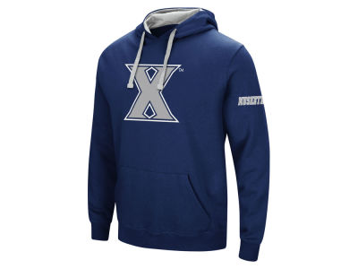 Xavier Musketeers Colosseum NCAA Men's Big Logo Hoodie