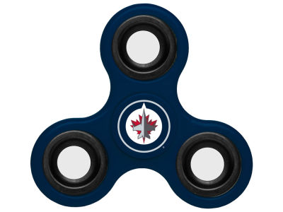 Winnipeg Jets Three Way Fidget Spinnerz