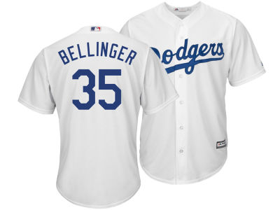 Los Angeles Dodgers Cody Bellinger Majestic MLB Men's Player Replica CB Jersey