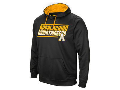 Appalachian State Mountaineers Colosseum NCAA Men's Stack Performance Hoodie