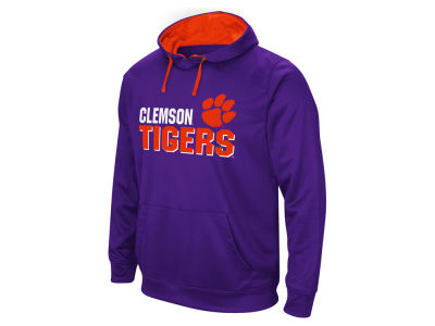 Clemson Tigers Colosseum NCAA Men's Stack Performance Hoodie