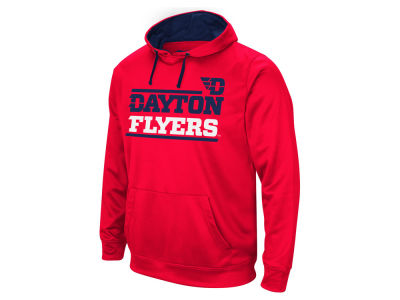 Dayton Flyers Colosseum NCAA Men's Stack Performance Hoodie