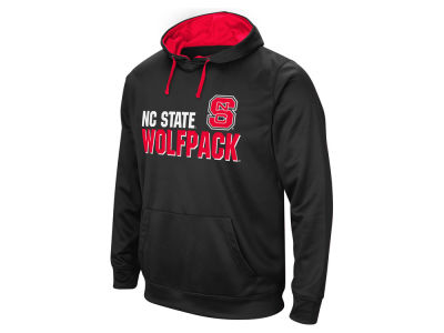 North Carolina State Wolfpack Colosseum NCAA Men's Stack Performance Hoodie