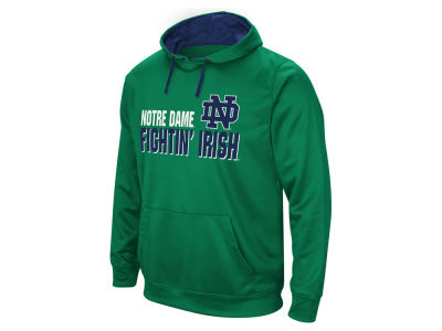 Notre Dame Fighting Irish Colosseum NCAA Men's Stack Performance Hoodie