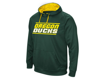 Oregon Ducks Colosseum NCAA Men's Stack Performance Hoodie
