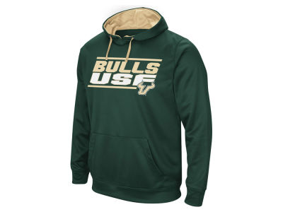 South Florida Bulls Colosseum NCAA Men's Stack Performance Hoodie