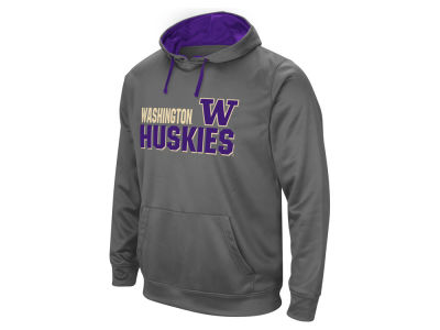 Washington Huskies Colosseum NCAA Men's Stack Performance Hoodie