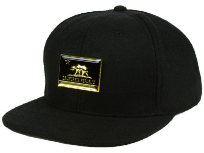 Official Cali Metal Wool Strapback Cap