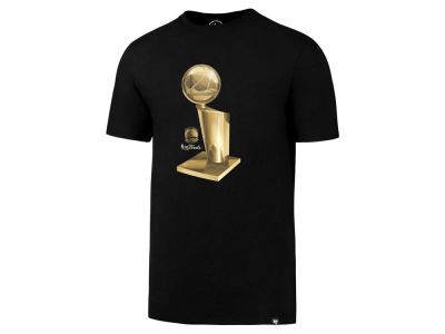Golden State Warriors '47 2017 NBA Men's Champions Trophy Reflection T-Shirt