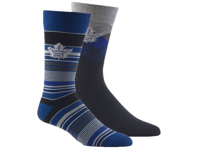 Toronto Maple Leafs 2-pack Dress Socks