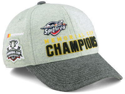 Windsor Spitfires Reebok 2017 Memorial Cup Champs Cap