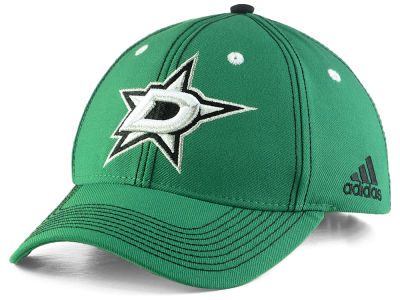 Dallas Stars adidas NHL Bar Down Adjustable Cap