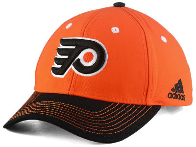 Philadelphia Flyers adidas NHL Bar Down Adjustable Cap