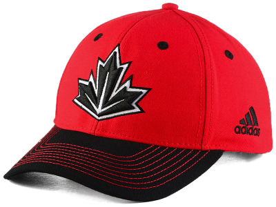 Canada Hockey adidas NHL Bar Down Adjustable Cap