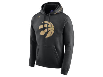 Toronto Raptors Nike NBA Men's Club Hoodie Pullover