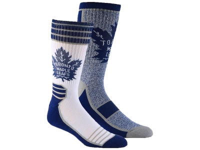 Toronto Maple Leafs Sport Socks 2pk