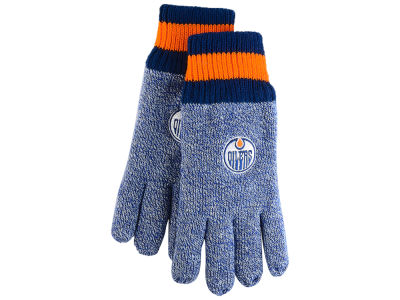 Edmonton Oilers NHL Thermal Knit Glove