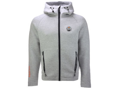 Edmonton Oilers NHL Men's Titan Full Zip Hoodie