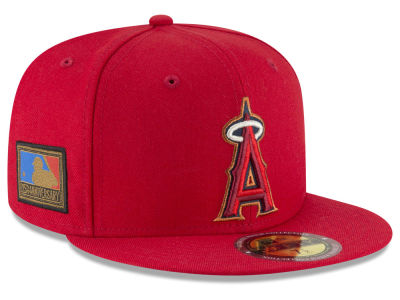 Los Angeles Angels New Era MLB Ultimate Patch Collection 125th Anniversary 59FIFTY Cap