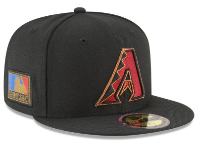 Arizona Diamondbacks New Era MLB Ultimate Patch Collection 125th Anniversary 59FIFTY Cap