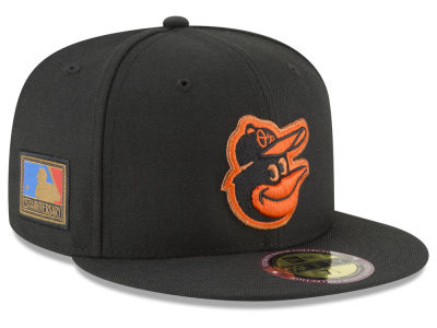 Baltimore Orioles New Era MLB Ultimate Patch Collection 125th Anniversary 59FIFTY Cap