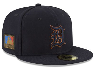 Detroit Tigers New Era MLB Ultimate Patch Collection 125th Anniversary 59FIFTY Cap