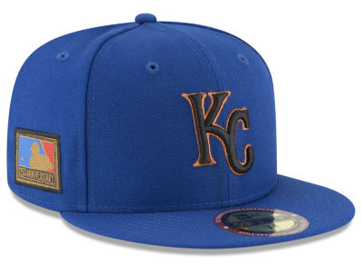 Kansas City Royals New Era MLB Ultimate Patch Collection 125th Anniversary 59FIFTY Cap