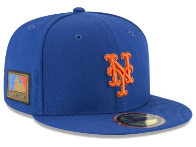 New York Mets New Era MLB Ultimate Patch Collection 125th Anniversary 59FIFTY Cap