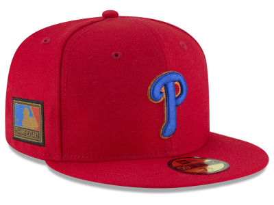 Philadelphia Phillies New Era MLB Ultimate Patch Collection 125th Anniversary 59FIFTY Cap