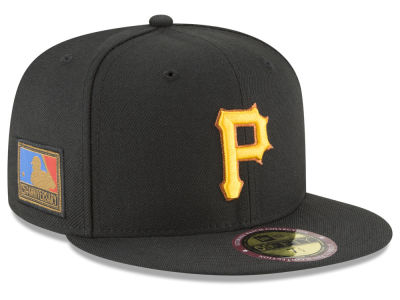 Pittsburgh Pirates New Era MLB Ultimate Patch Collection 125th Anniversary 59FIFTY Cap