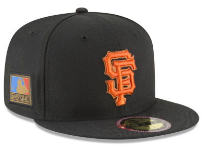 San Francisco Giants New Era MLB Ultimate Patch Collection 125th Anniversary 59FIFTY Cap