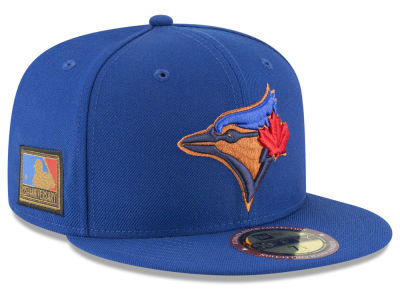 Toronto Blue Jays New Era MLB Ultimate Patch Collection 125th Anniversary 59FIFTY Cap