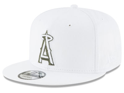 Los Angeles Angels New Era MLB Fall Shades 9FIFTY Snapback Cap