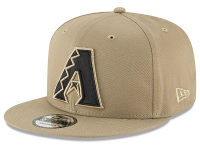 Arizona Diamondbacks New Era MLB Fall Shades 9FIFTY Snapback Cap
