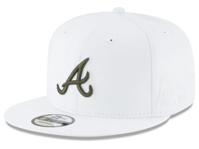 Atlanta Braves New Era MLB Fall Shades 9FIFTY Snapback Cap
