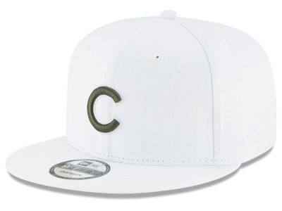 Chicago Cubs New Era MLB Fall Shades 9FIFTY Snapback Cap