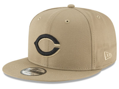 Cincinnati Reds New Era MLB Fall Shades 9FIFTY Snapback Cap