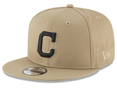Cleveland Indians New Era MLB Fall Shades 9FIFTY Snapback Cap
