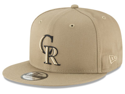 Colorado Rockies New Era MLB Fall Shades 9FIFTY Snapback Cap