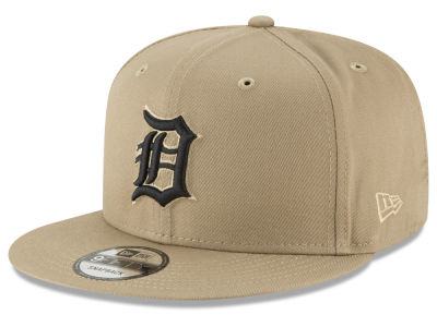 Detroit Tigers New Era MLB Fall Shades 9FIFTY Snapback Cap
