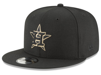 Houston Astros New Era MLB Fall Shades 9FIFTY Snapback Cap